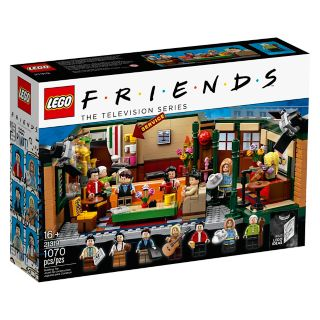 LEGO Ideas Central Perk