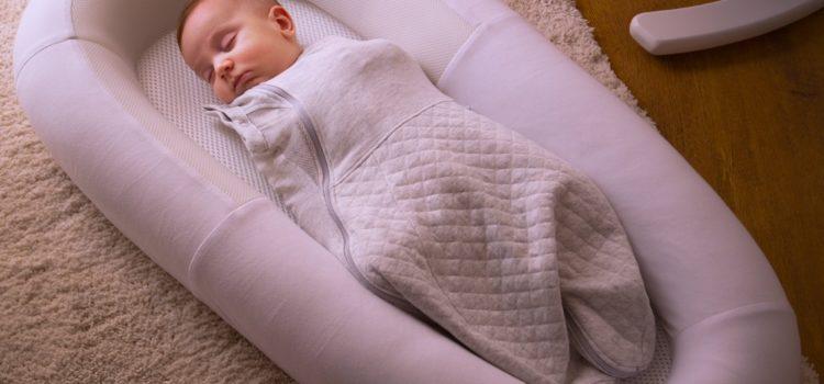 Purflo Sleep Tight Baby Bed