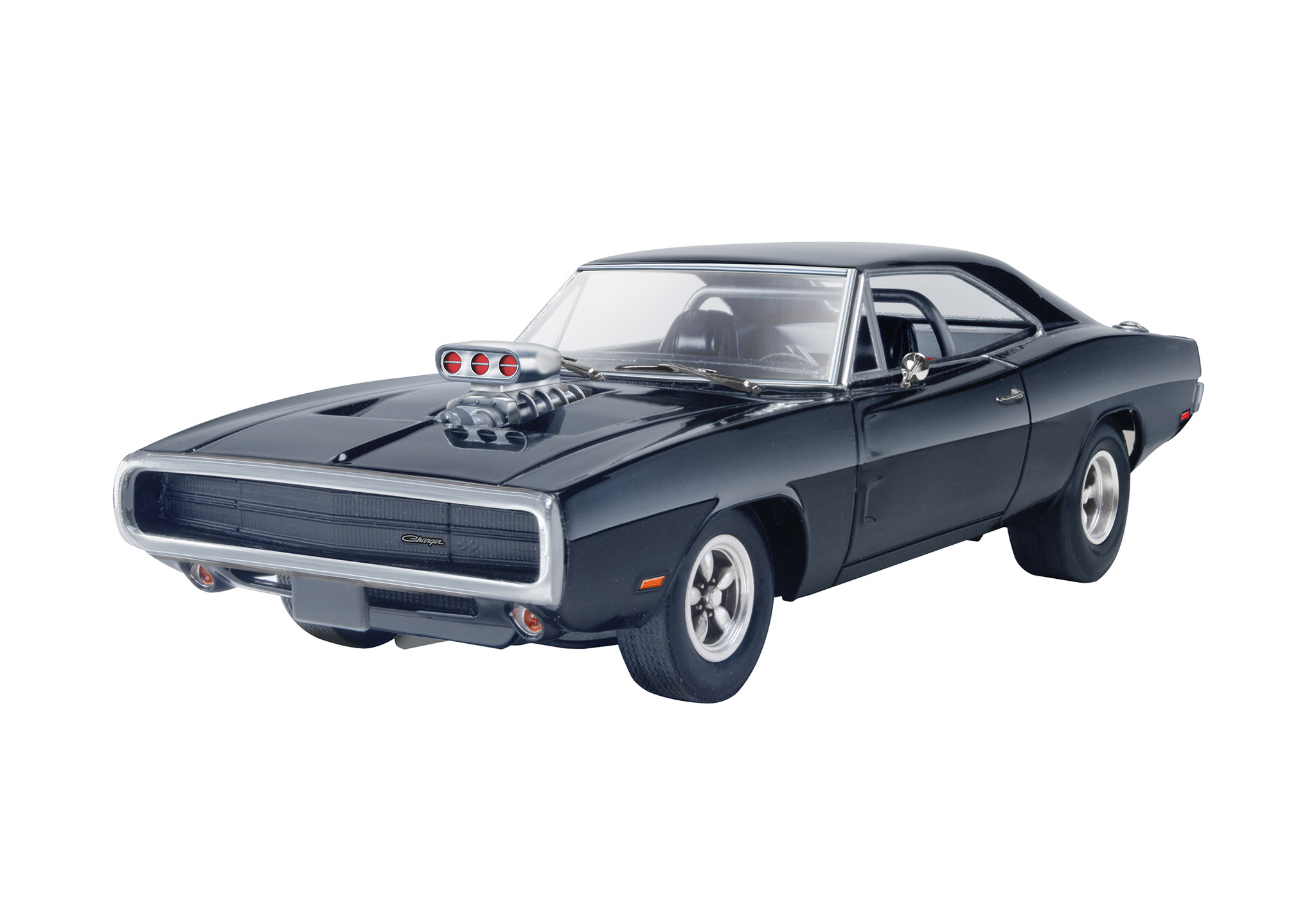 Revell Fast and Furious- Dominic's '70 Dodge Charger