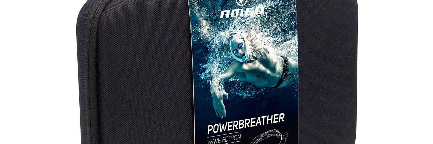 Ameo Powerbreather Wave Edition
