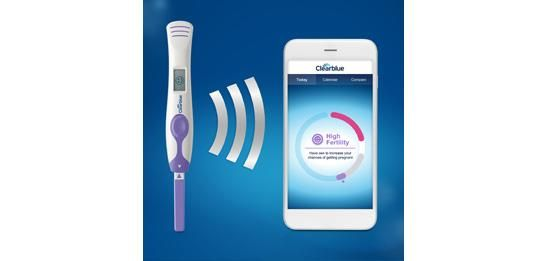 ClearBlue Ovulation Test System Connect