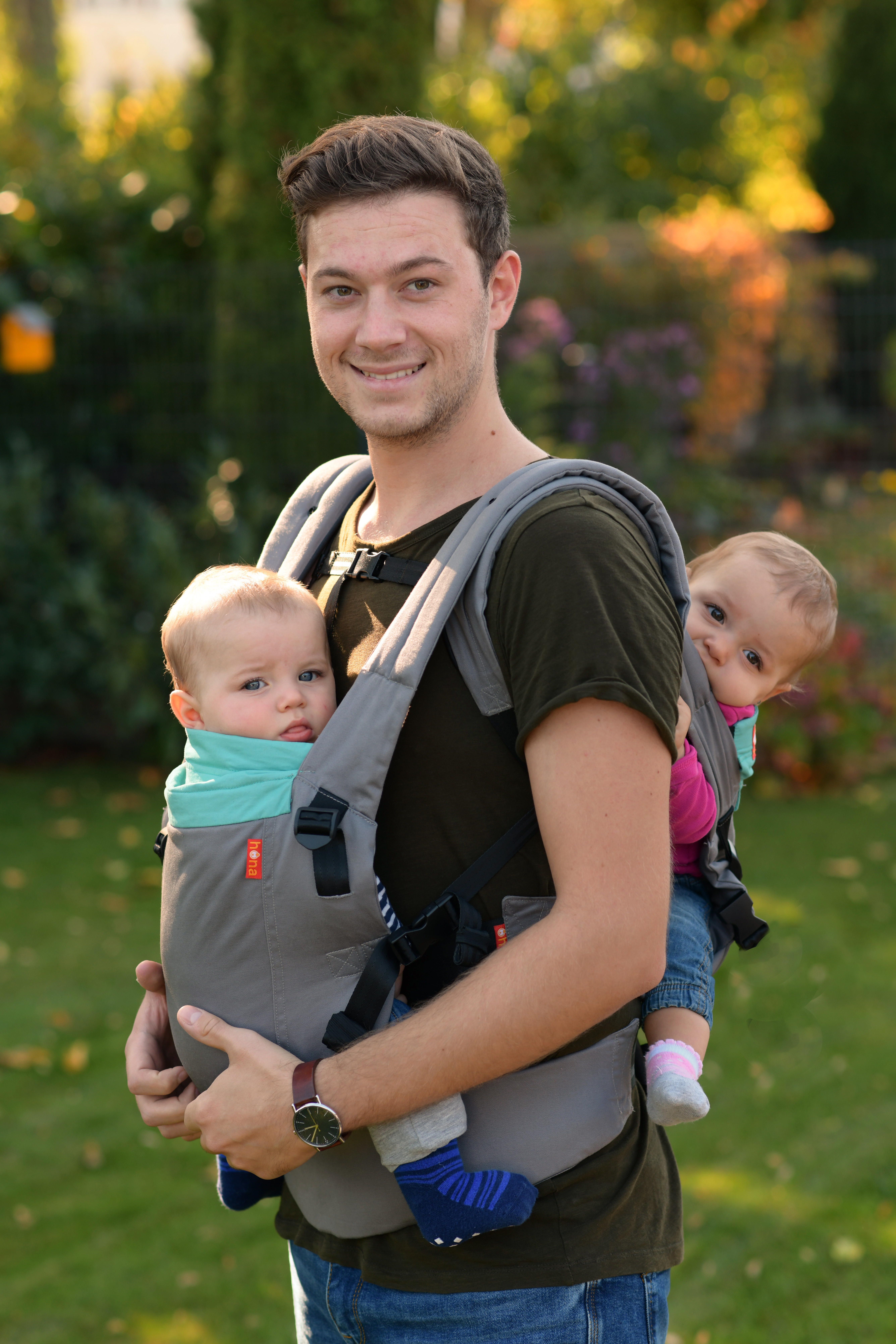 Hana Expand Baby and Toddler Carrier