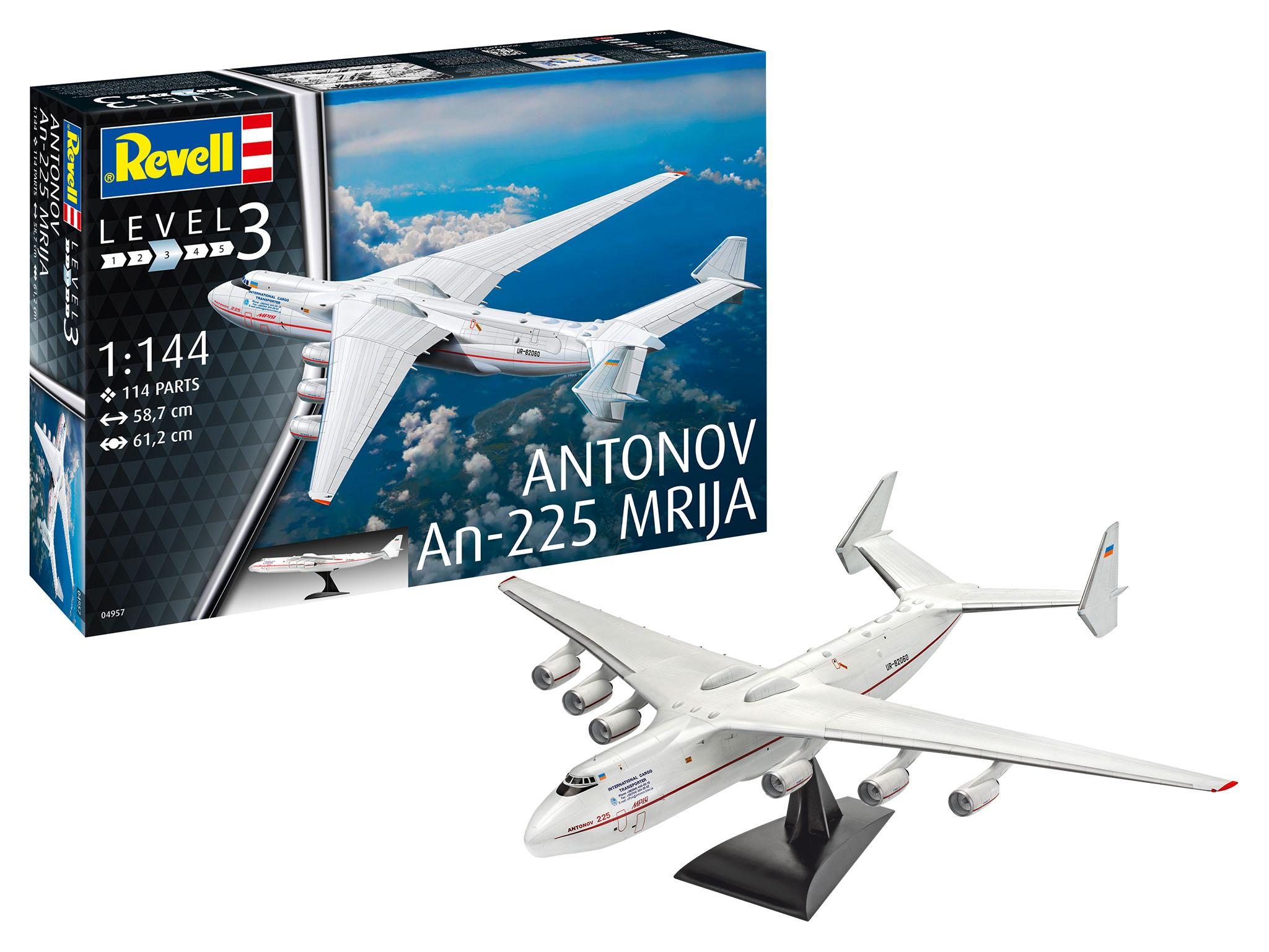 Revell Antonov AN-225 Mrija