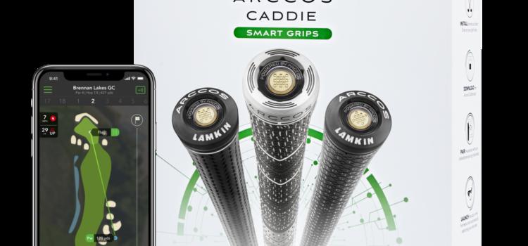 Arccos Caddie Smart Grips