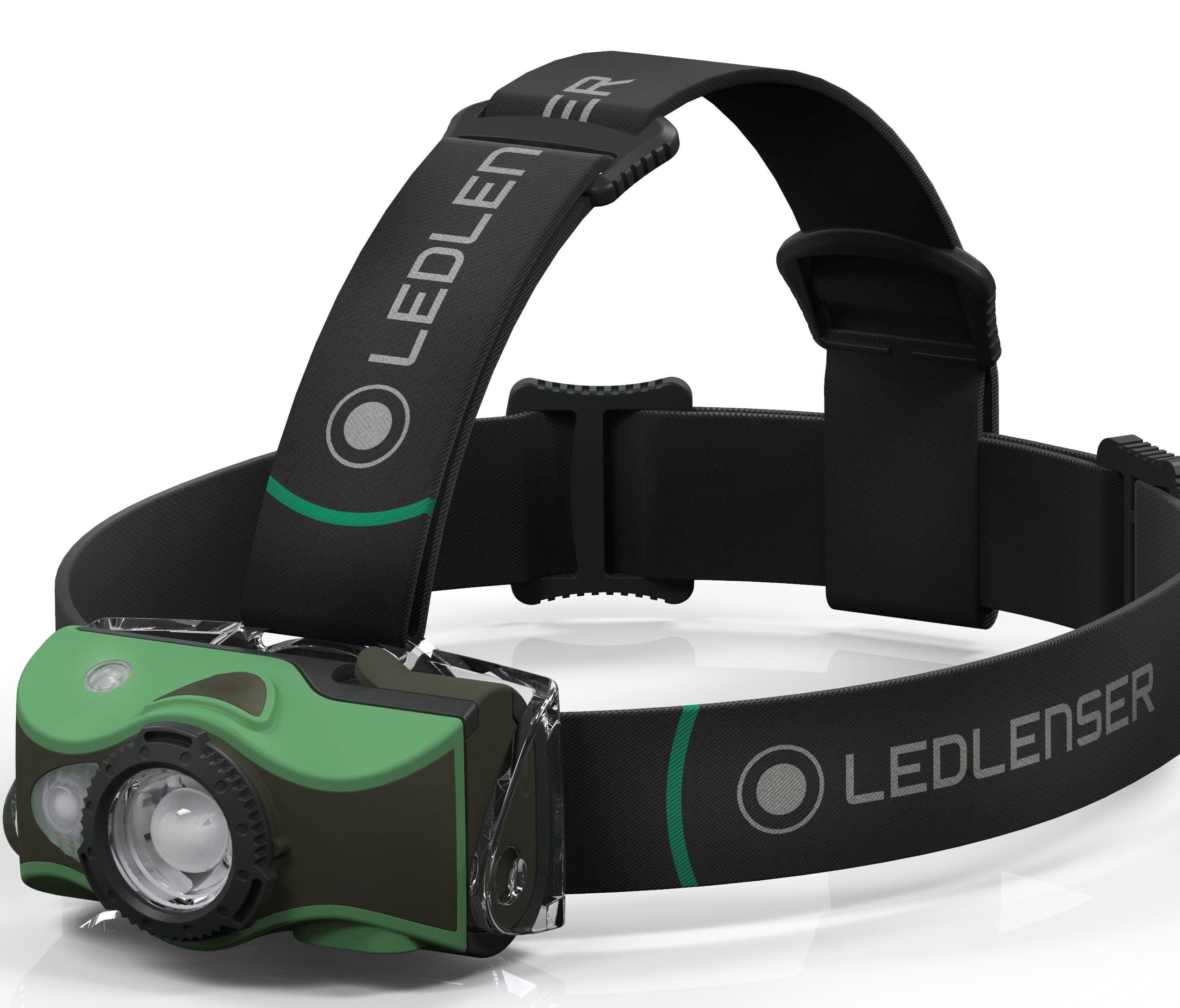 LED Lenser MH8 LED Head Torch