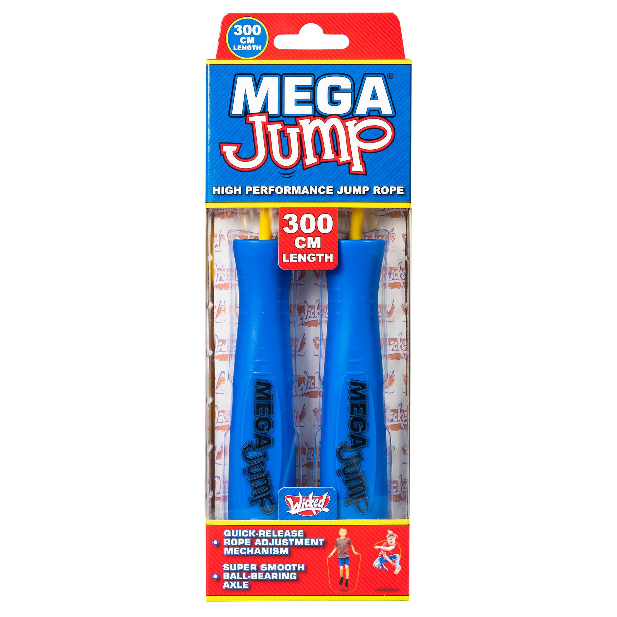 Wicked Mega Jump