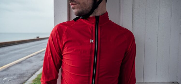 Katusha Light Rain Jacket