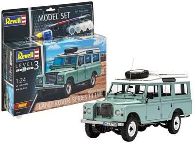Revell Model Set Land Rover Series III