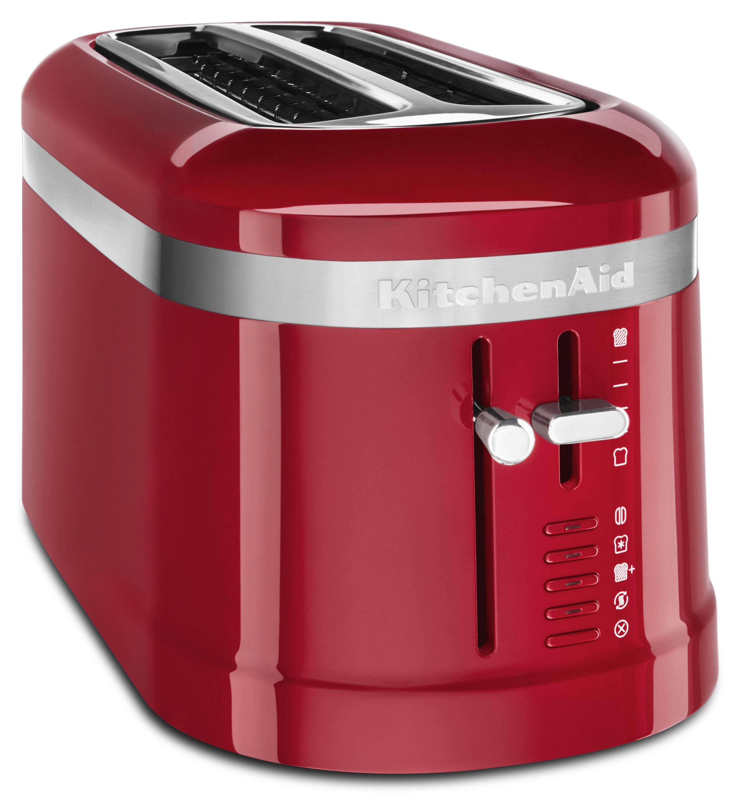 KitchenAid Toaster Long Slot 4 Slice (5KMT5115BER)