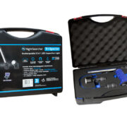 NightSearcher Tri-Spector 3 in 1 Rechargeable LED Inspection Light Kit