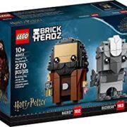 BrickHeadz Hagrid & Buckbeak