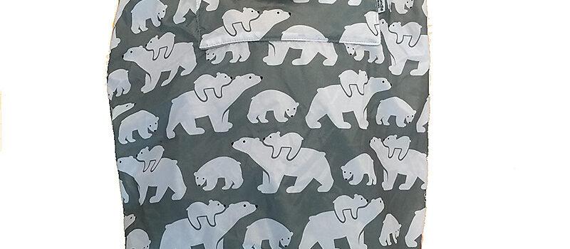 BundleBean Babywearing Fleece-Lined Cover