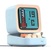 Divoom Retro Pixel Art Portable Speaker