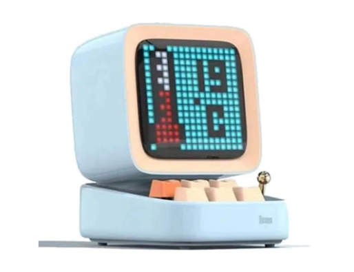 Divoom Retro Pixel Art Portable Speaker