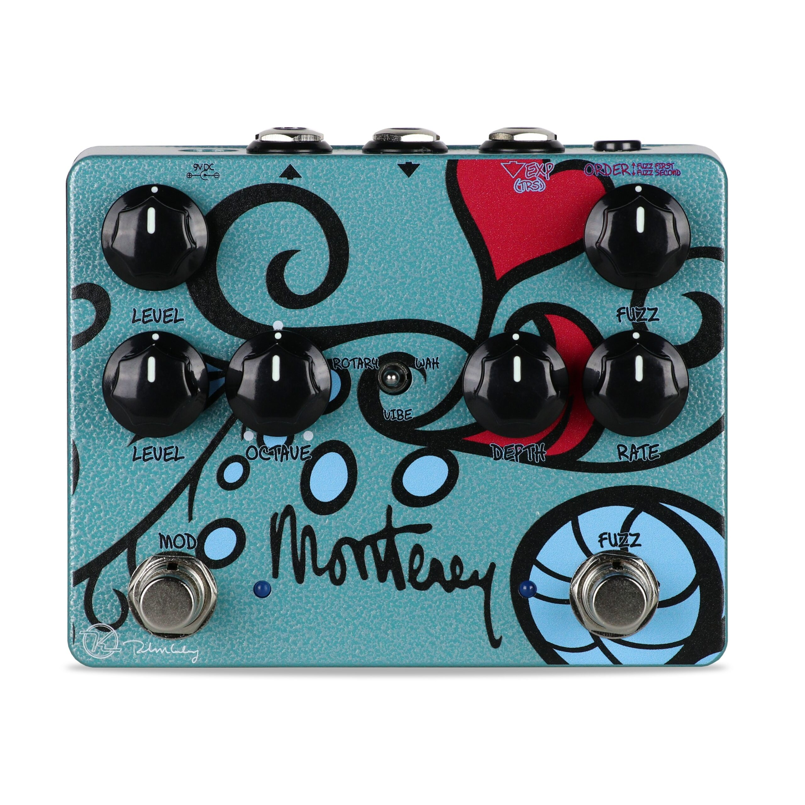 Keeley Electronics The Monterey Pedal