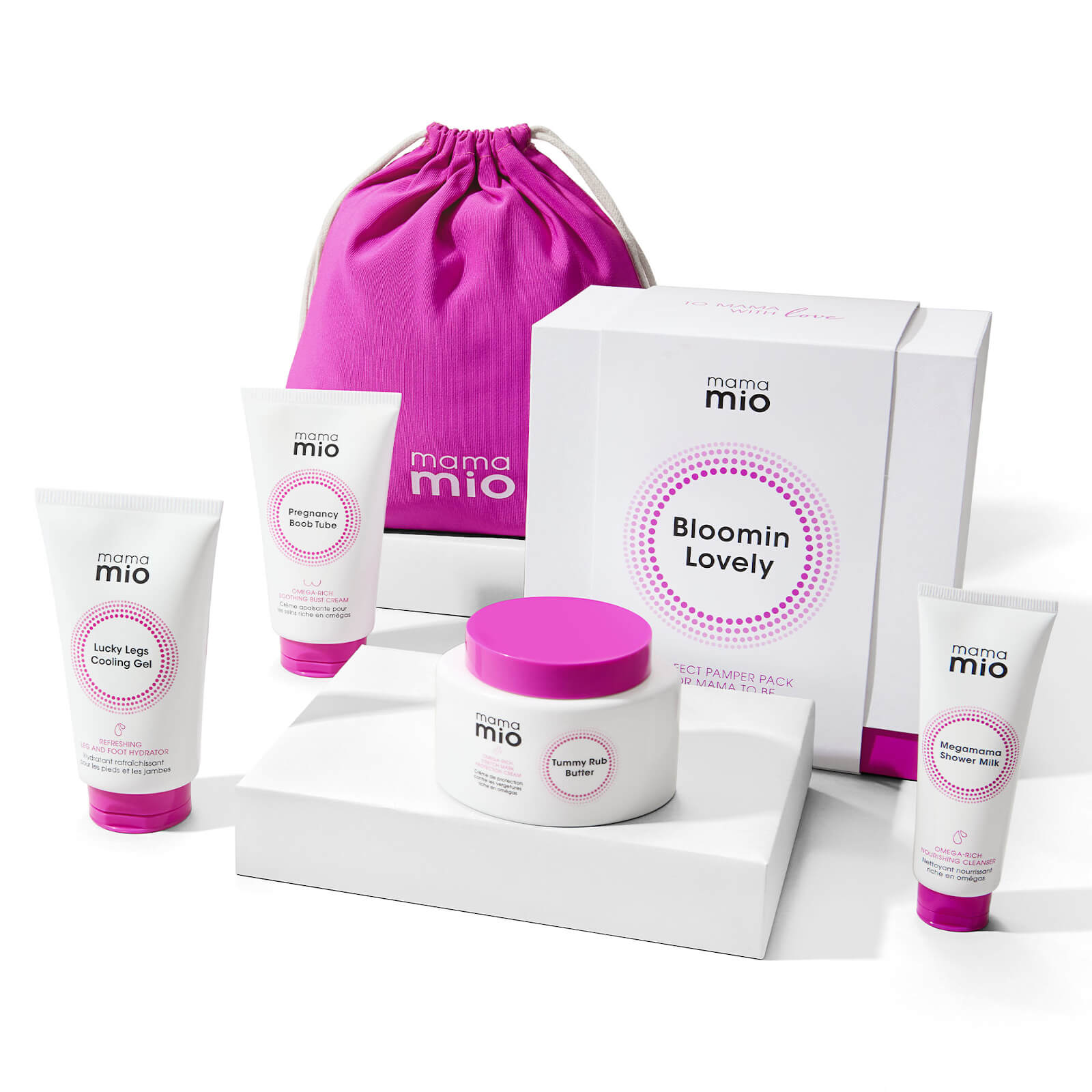 Mama Mio Bloomin Lovely Gift Set