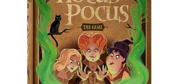 Ravensburger Disney Hocus Pocus Game