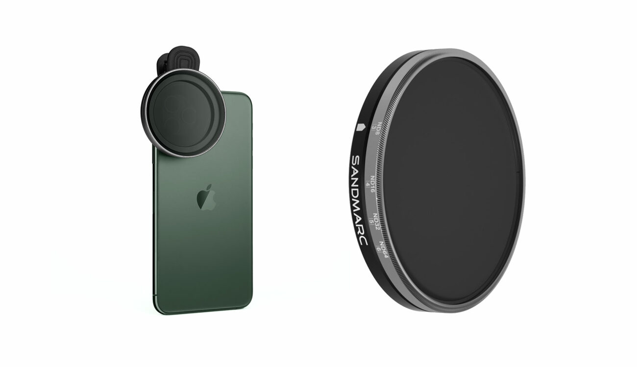 Sandmarc Motion Variable Filter- iPhone