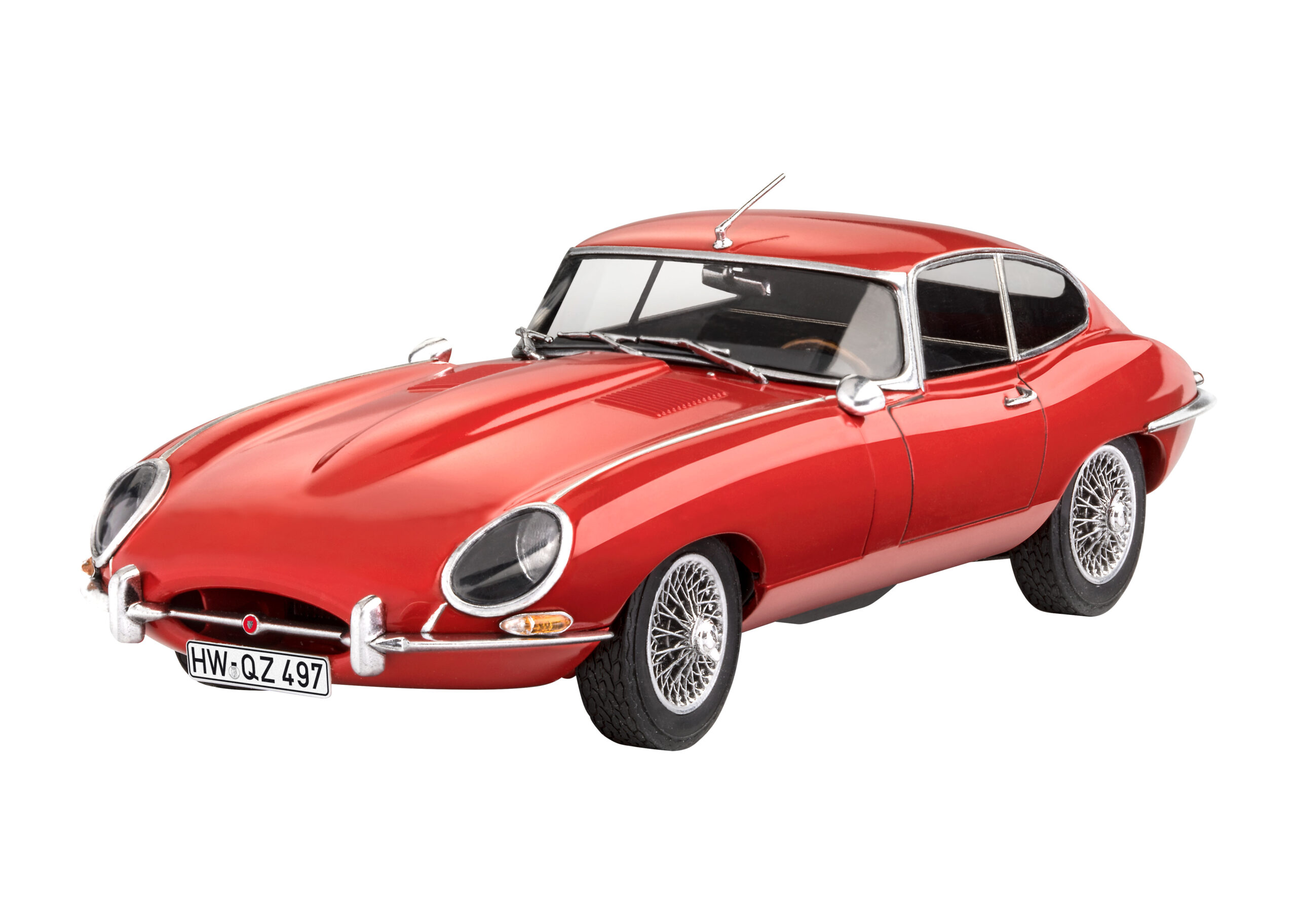 Revell Jaguar E-Type (Coupé) (07668) Kit