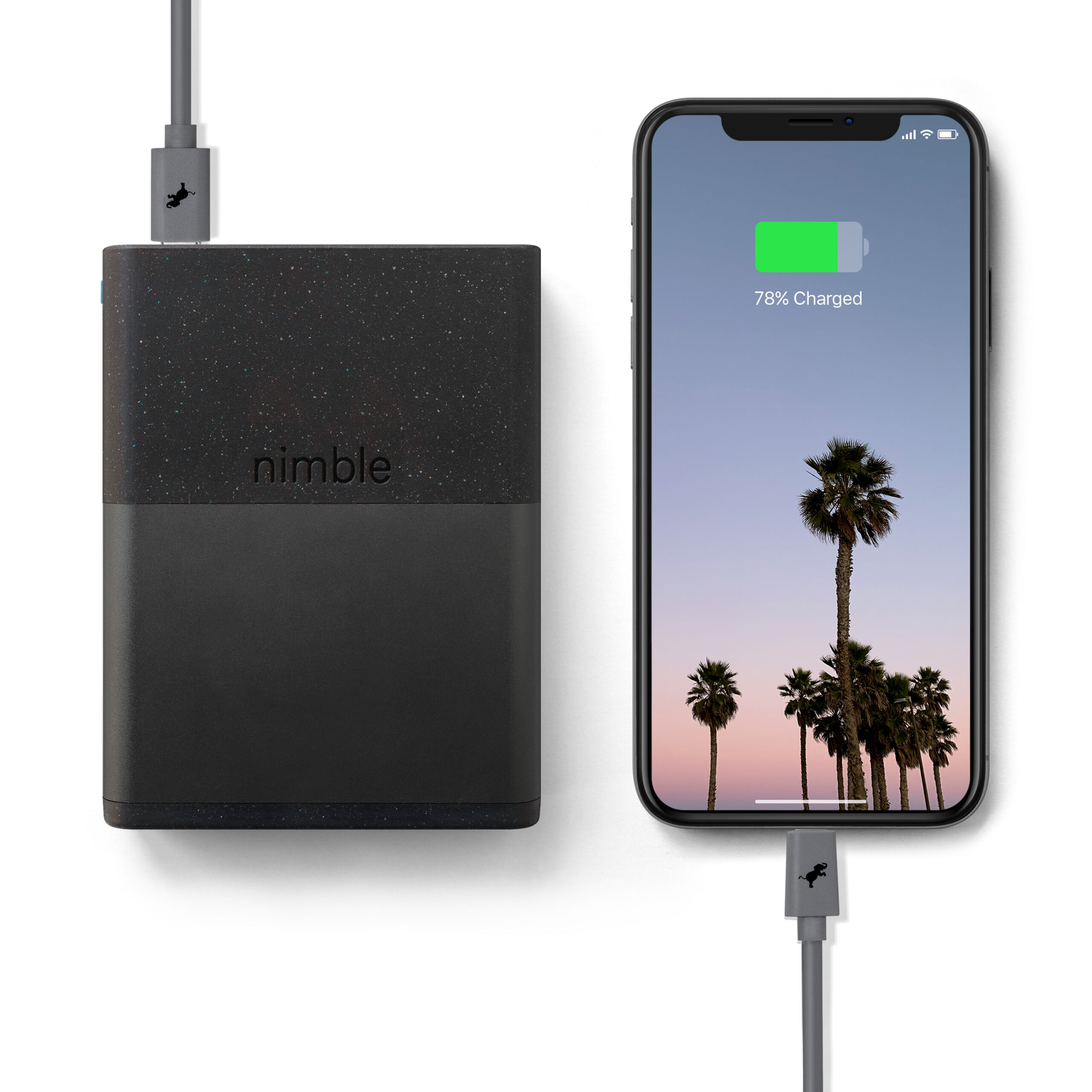 Nimble Five Day Fast Portable Charger