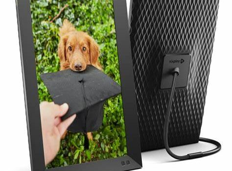 Nixplay Smart Photo Frame 15.6 inch (Wi-Fi)