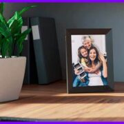 Nixplay Digital Photo Frame 10.1 inch (Non-Wi-Fi)