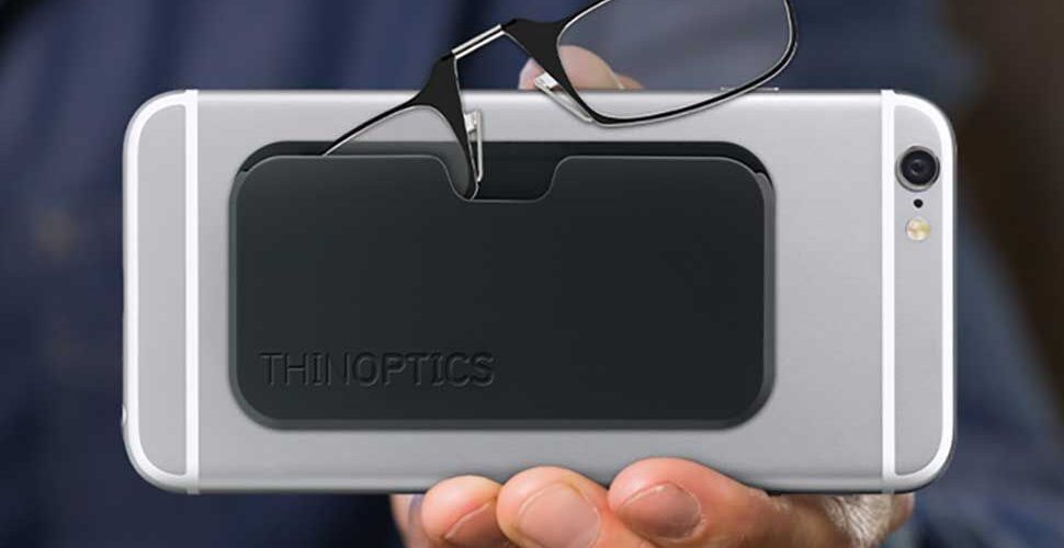 ThinOptics Readers + Universal Pod Case