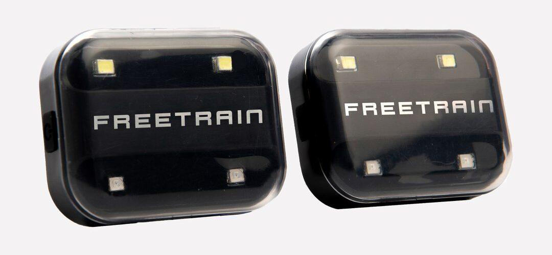 Freetrain Rechargeable Illuminate LEDS