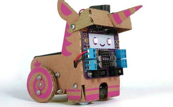 The Crafty Robot Smartibot Kit