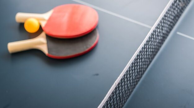Dimensions for Official and Mini Table Tennis Tables