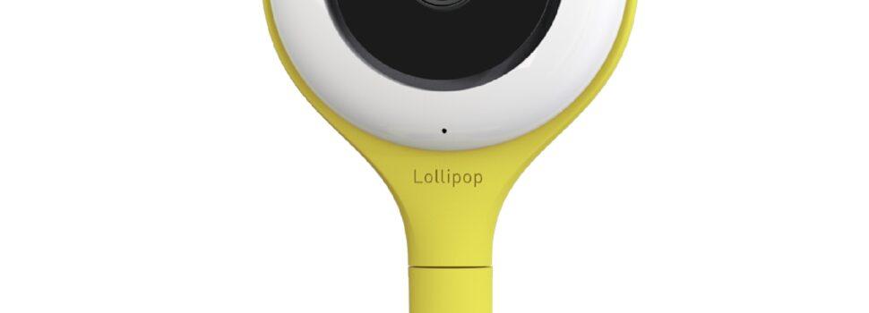 Lollipop Baby Camera