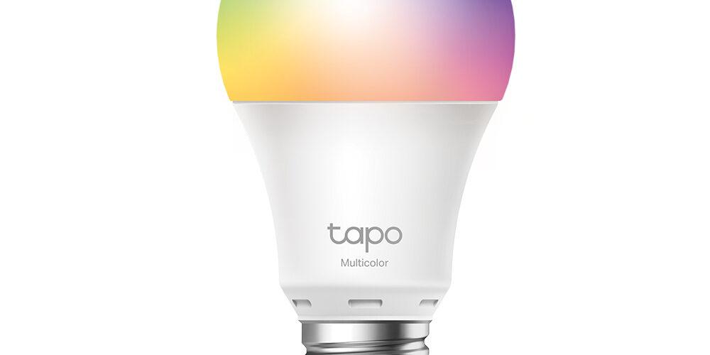 Tapo L530B Smart Wi-Fi Light Bulb, Multicolour