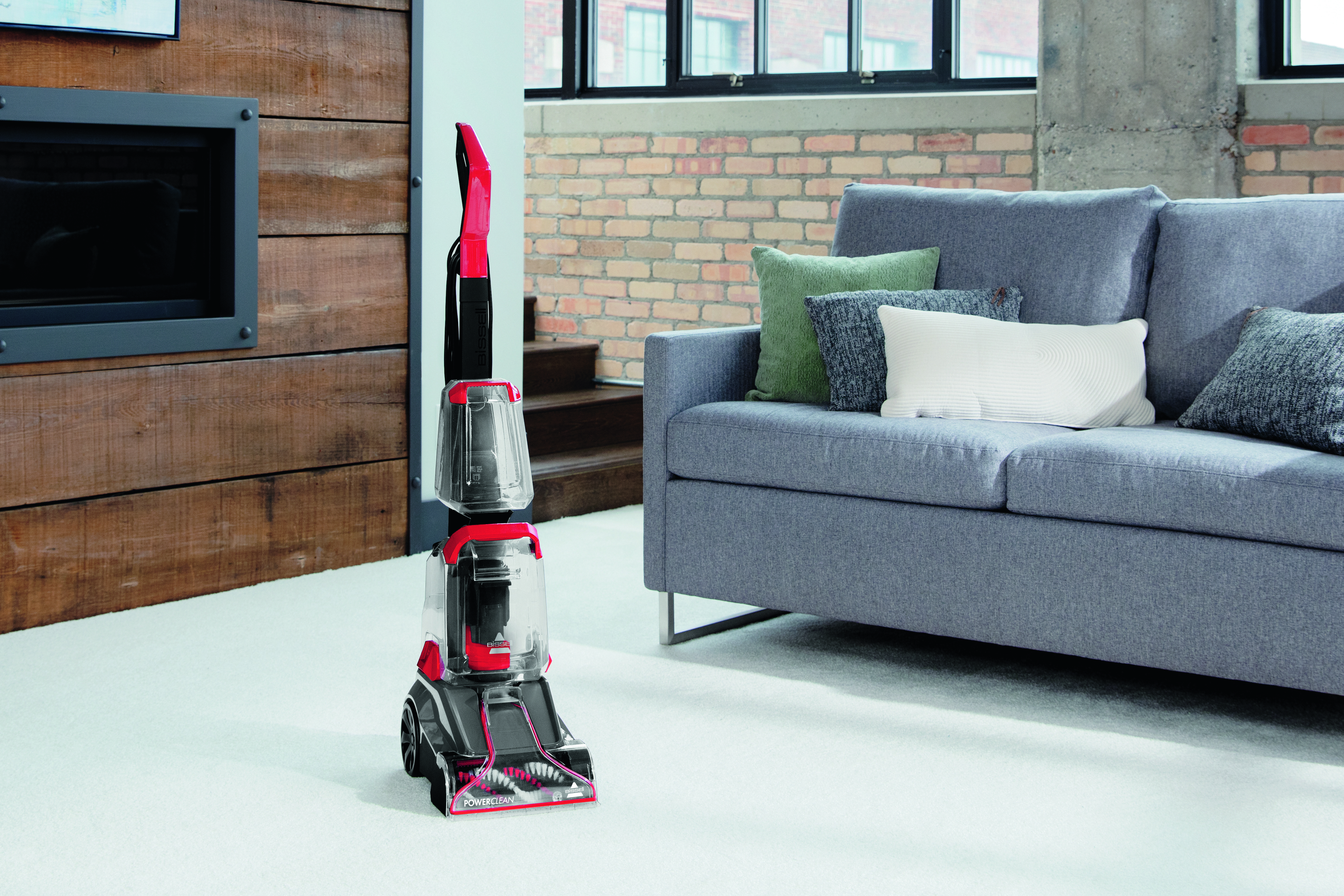BISSELL PowerClean Carpet Washer