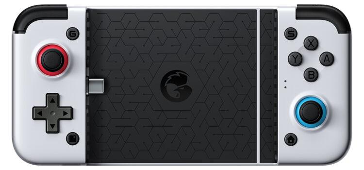 GameSir X2 Type-C Mobile Gaming Controller 2021