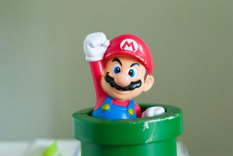 Super Mario Bros. Celebration Edition Monopoly
