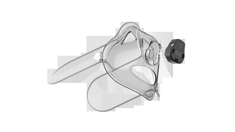 Snore Circle Sleepbreathe Comprehensive Sleep Breathing Monitor