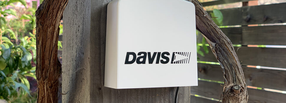Davis Airlink Professional Air Quality Monitor