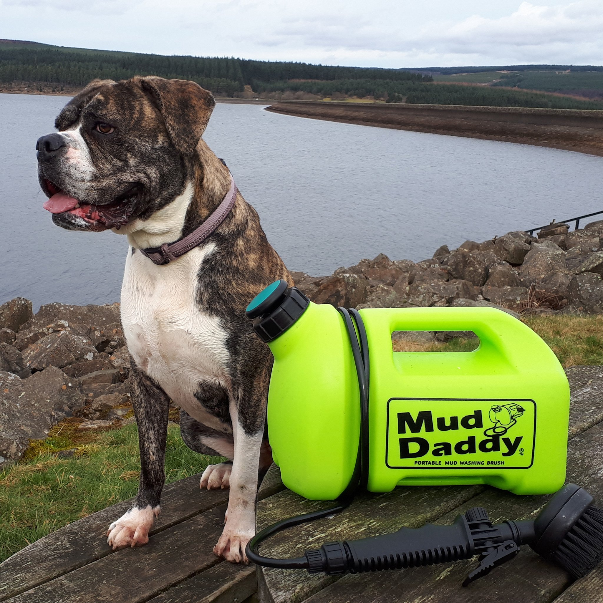Mud Daddy 5 Litre Portable Washing Device